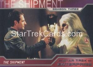 Enterprise Season Three Trading Card 183