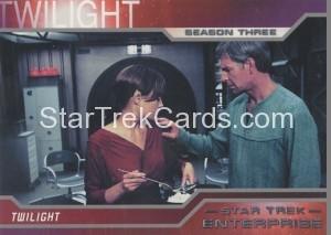 Enterprise Season Three Trading Card 184