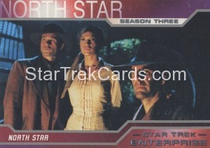 Enterprise Season Three Trading Card 187