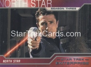 Enterprise Season Three Trading Card 189