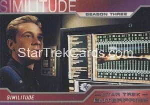 Enterprise Season Three Trading Card 190