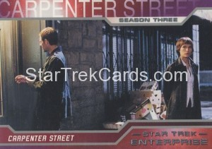 Enterprise Season Three Trading Card 193