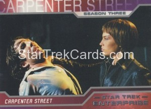 Enterprise Season Three Trading Card 194