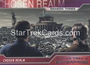 Enterprise Season Three Trading Card 198