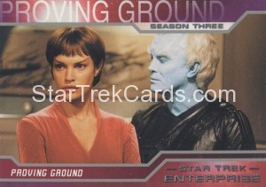 Enterprise Season Three Trading Card 199