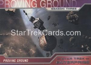 Enterprise Season Three Trading Card 200