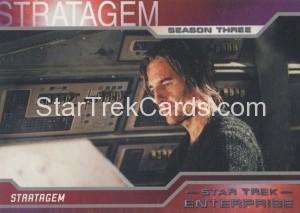Enterprise Season Three Trading Card 202