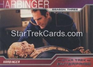 Enterprise Season Three Trading Card 206