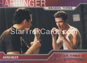 Enterprise Season Three Trading Card 207