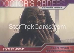 Enterprise Season Three Trading Card 209