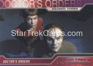 Enterprise Season Three Trading Card 210