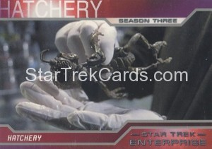 Enterprise Season Three Trading Card 211