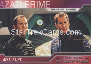 Enterprise Season Three Trading Card 214