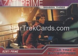 Enterprise Season Three Trading Card 216