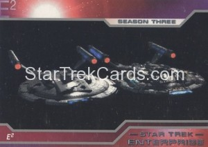 Enterprise Season Three Trading Card 223