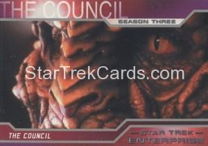 Enterprise Season Three Trading Card 226