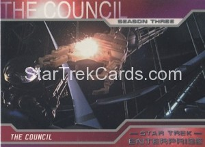 Enterprise Season Three Trading Card 227