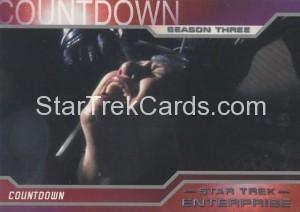 Enterprise Season Three Trading Card 229