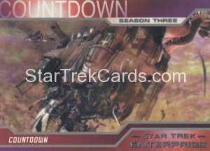 Enterprise Season Three Trading Card 231