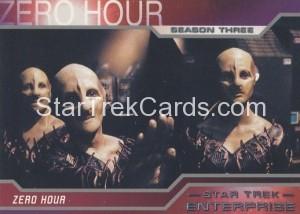 Enterprise Season Three Trading Card 233