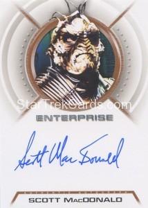 Enterprise Season Three Trading Card A26