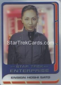 Enterprise Season Three Trading Card CC5