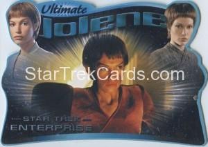 Enterprise Season Three Trading Card J7