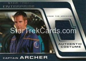 Star Trek Enterprise Season Three Trading Card C2