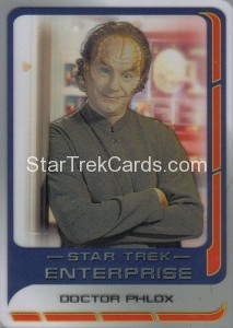 Star Trek Enterprise Season Three Trading Card CC7