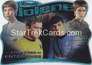 Star Trek Enterprise Season Three Trading Card J1