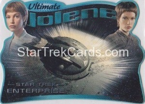 Star Trek Enterprise Season Three Trading Card J8