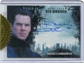 Star Trek Movies Trading Card Autograph Benedict Cumberbatch