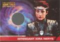 The Complete Star Trek Deep Space Nine Card CC4 Matte Silver