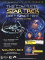 The Complete Star Trek Deep Space Nine Sell Sheet Front