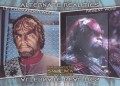 The Complete Star Trek Deep Space Nine Trading Card AR7