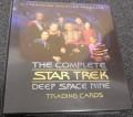 The Complete Star Trek Deep Space Nine Trading Card Binder