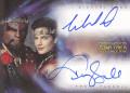 The Complete Star Trek Deep Space Nine Trading Card DA1