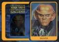 The Complete Star Trek Deep Space Nine Trading Card G9