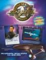 Star Trek Cinema 2000 Trading Card Sell Sheet Front