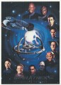 Star Trek 40th Anniversary Trading Card BT3