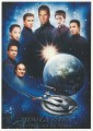 Star Trek 40th Anniversary Trading Card BT5