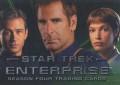 Enterprise Season Four Trading Card 236