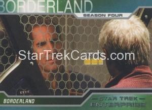 Enterprise Season Four Trading Card 249