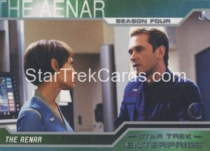 Enterprise Season Four Trading Card 278