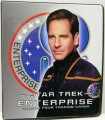 Star Trek Enterprise Season Four Trading Card Binder