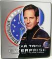 Star Trek Enterprise Season Four Trading Card Binder