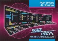 Star Trek The Next Generation Inaugural Edition Trading Card 100