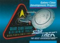 Star Trek The Next Generation Inaugural Edition Trading Card 47