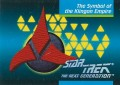 Star Trek The Next Generation Inaugural Edition Trading Card 79