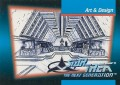 Star Trek The Next Generation Inaugural Edition Trading Card 85
